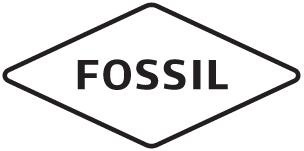 Miesten silmälasit - Vihreä - Musta - Harmaa - Läpinäkyvä - Nylor - FOSSIL
