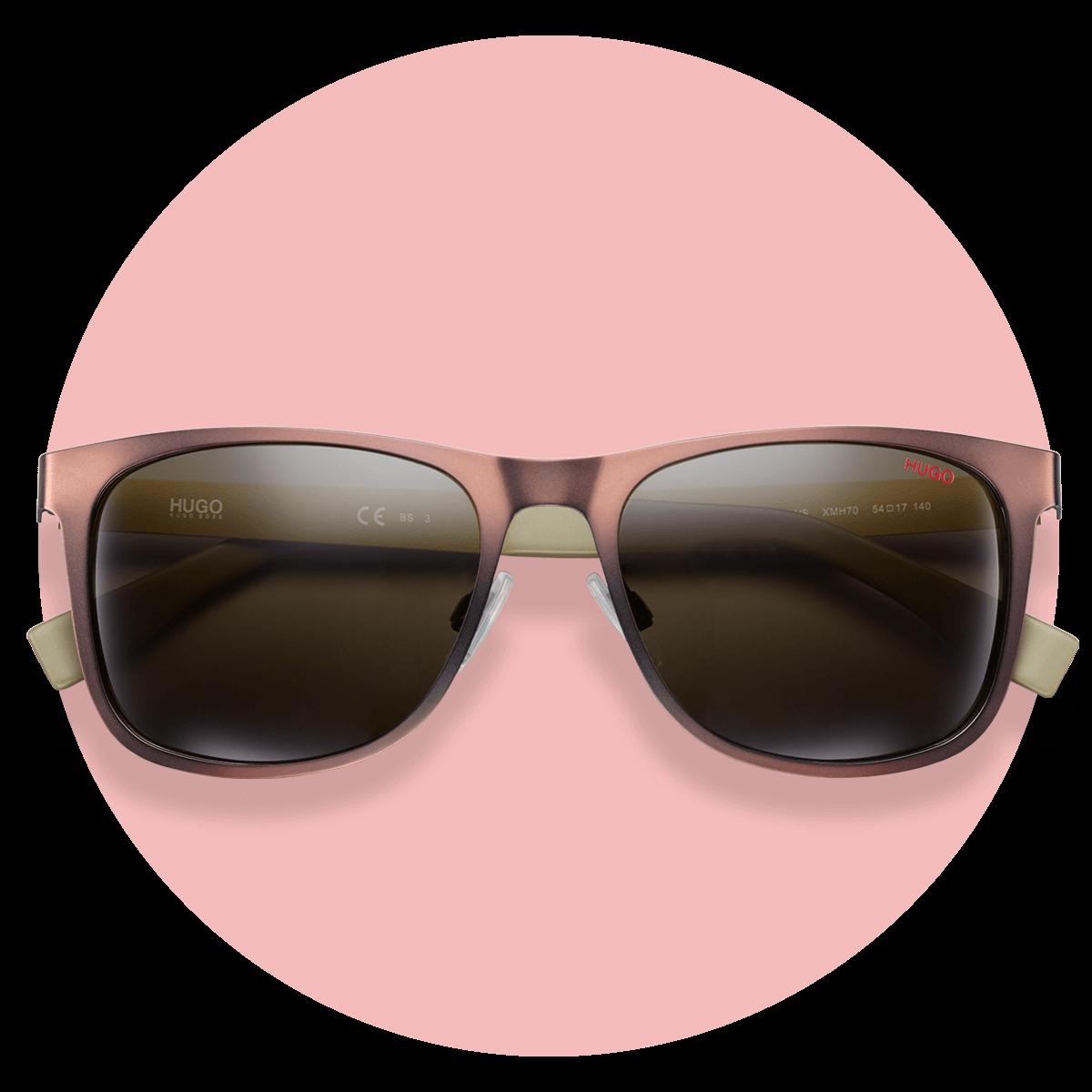 Suojaa silmäsi tyylillä. Meiltä aurinkolasit myös omilla voimakkuuksilla.