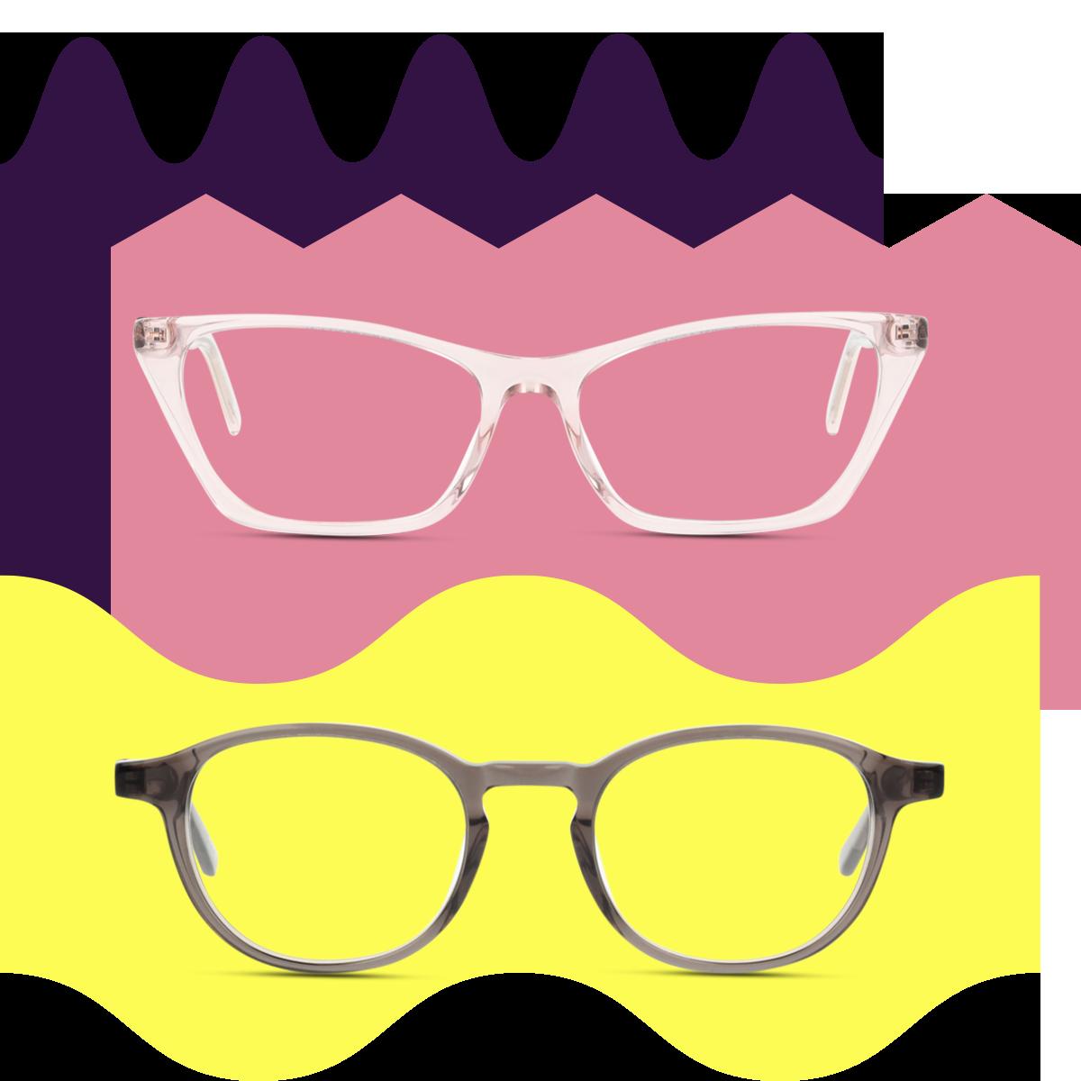 Miltä vuoden 2020 silmälasien kehysvärit näyttävät?