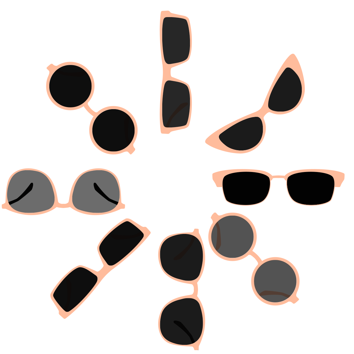 Edulliset aurinkolasit eri käyttötarkoituksiin