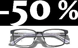 Silmälasit verkosta -50 %