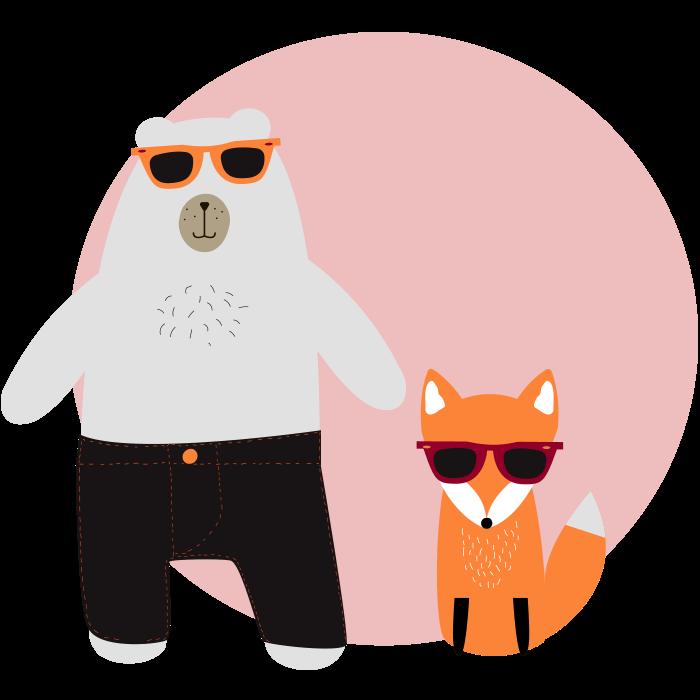 Vauvojen ja lasten aurinkolasit