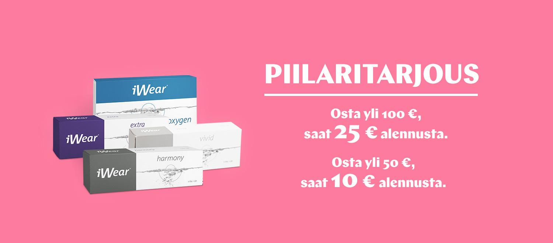 Piilaritarjous