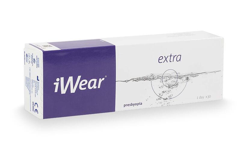 iWear Extra presbyopia