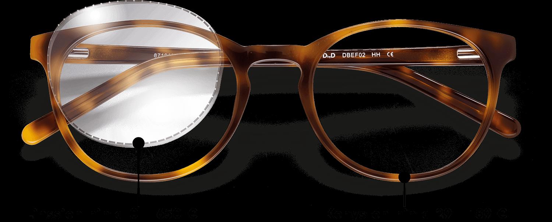 Katso kuinka silmälasien hinta koostuu